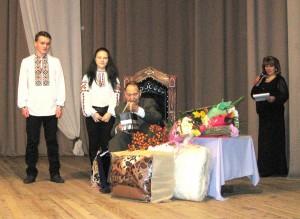 Народний артист козацького краю