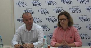 Про кращі практики висвітлення проблем внутрішньо переміщених осіб розповіли журналістам ЗМІ Дніпропетровщини