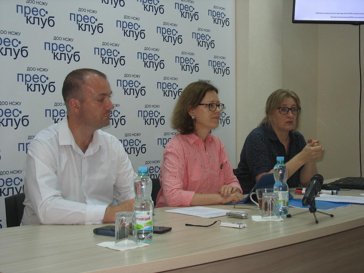 Про кращі практики висвітлення проблем внутрішньо переміщених осіб розповіли журналістам ЗМІ Дніпропетровщини2