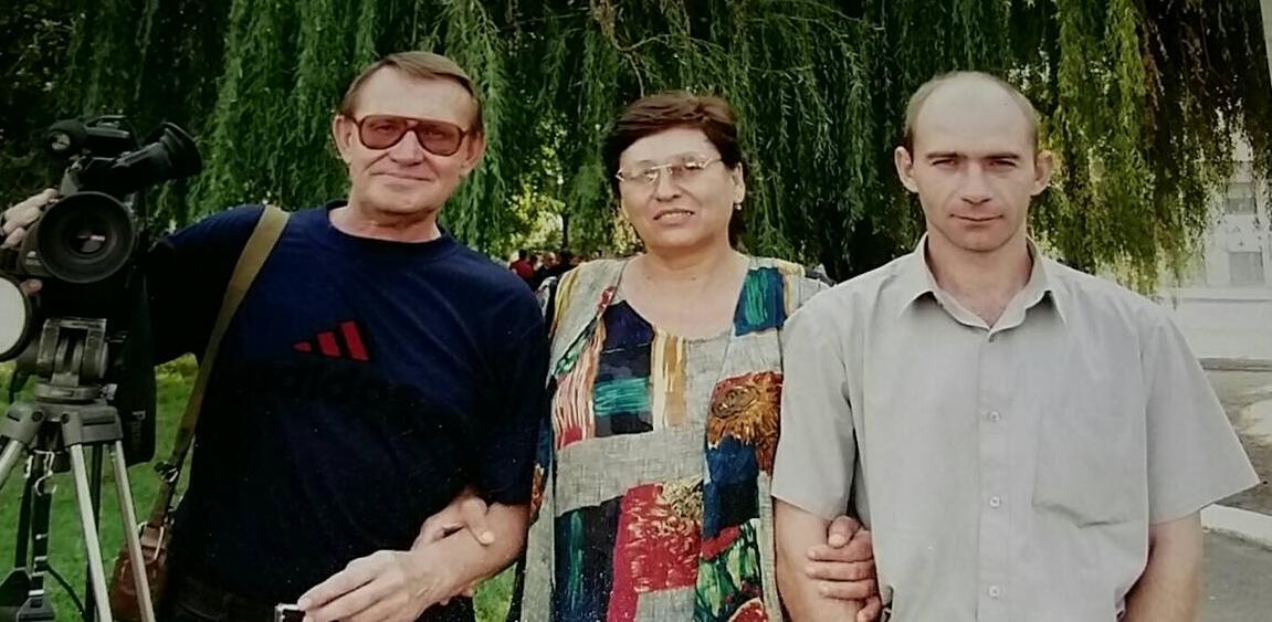 Л.Г.Данилюк з колегами