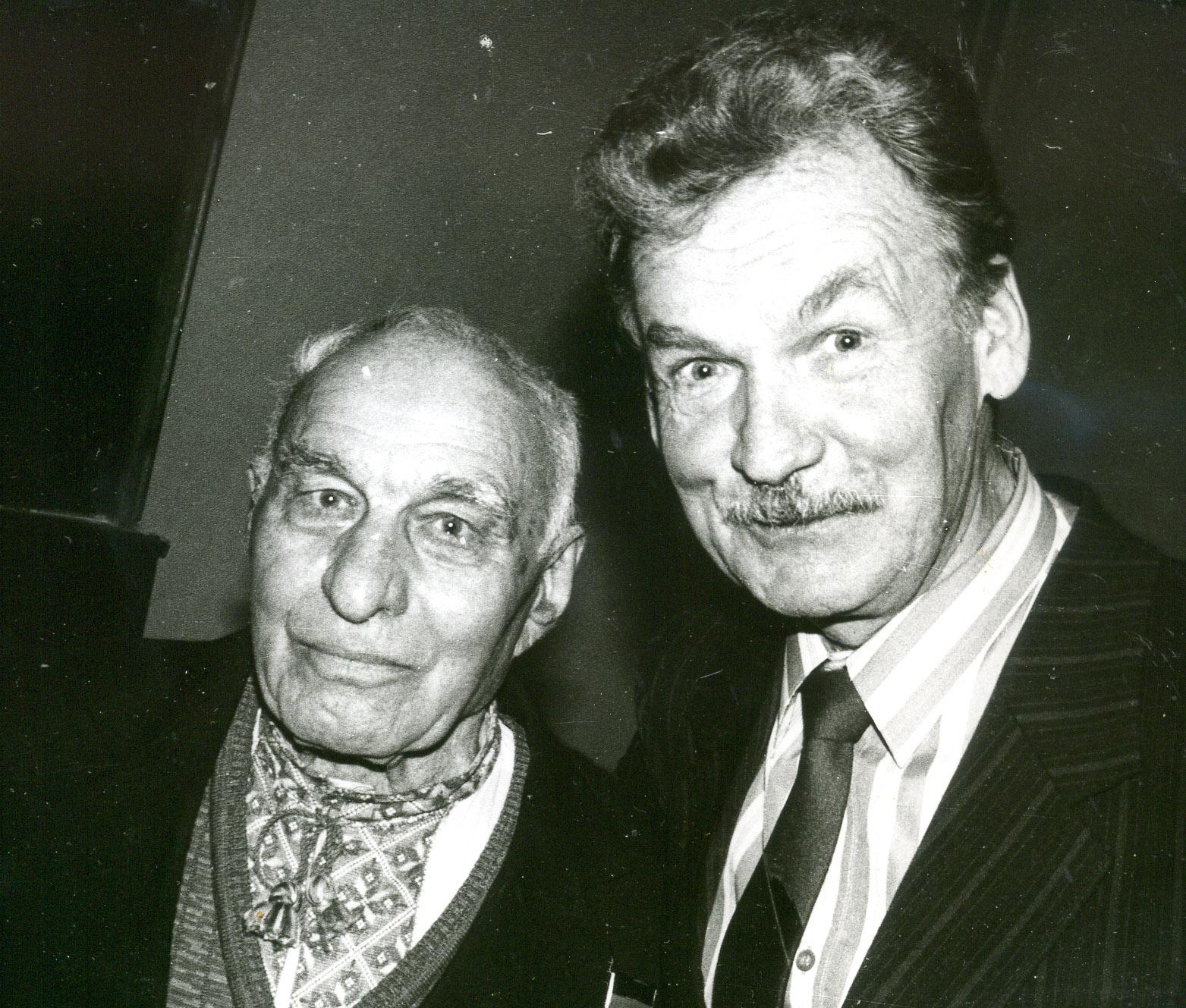 12 (зліва направо) Григорій Омельченко і Борис Матющенко (1)