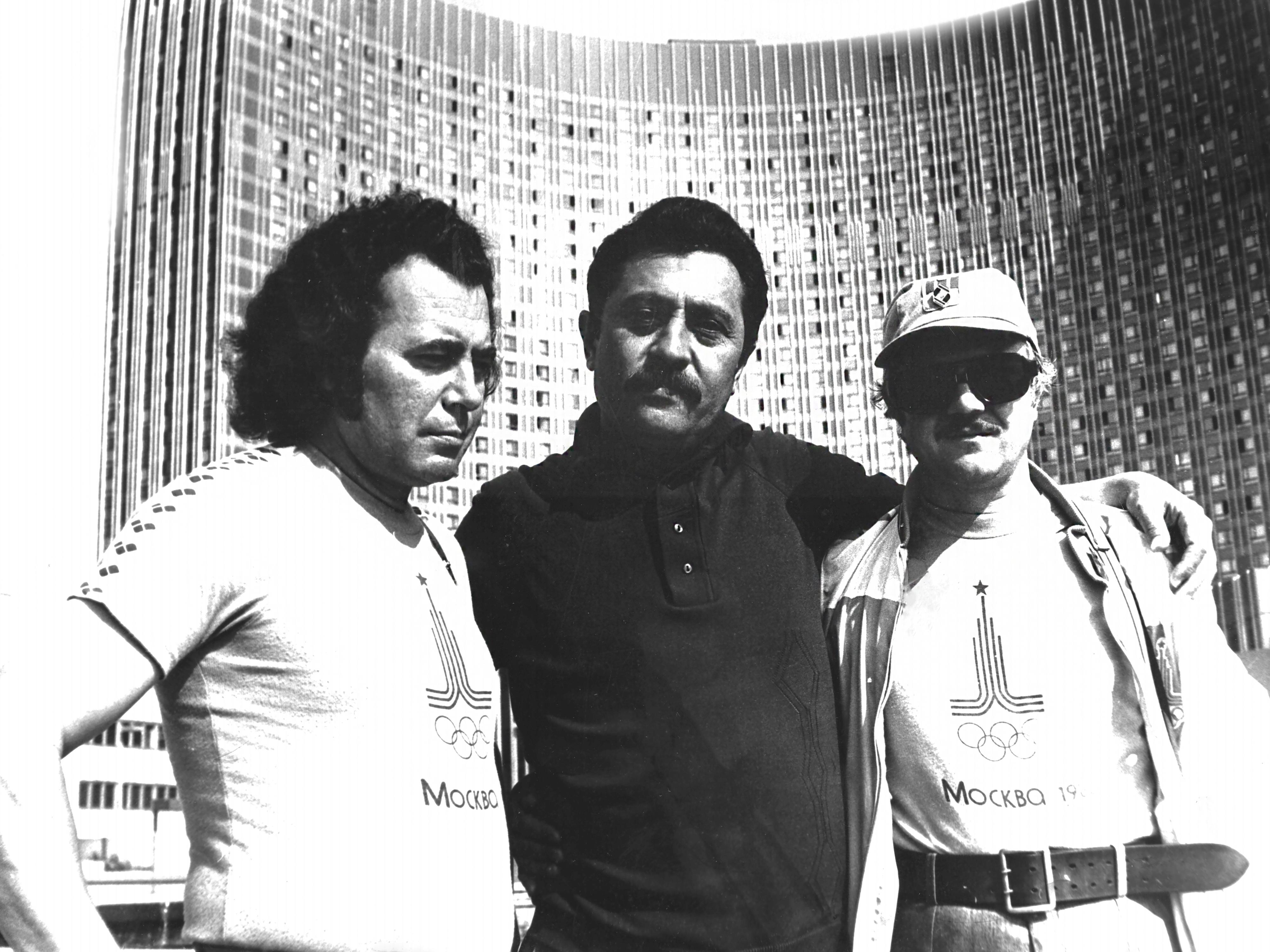 41_03 Володимир Радзецький_Олімпіада 1980