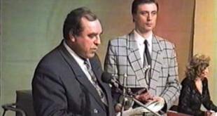 С.Повод, В.Дрешпак, 23 лютого 1996 р.- 70 р. радіо